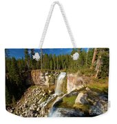 Pauina Falls Overlook Weekender Tote Bag
