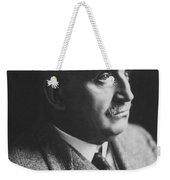 Paul Claudel (1868-1955) Weekender Tote Bag