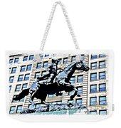 Paul Revere Galloping Statue Weekender Tote Bag