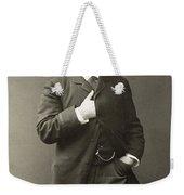 Paul Von Heyse (1830-1914) Weekender Tote Bag