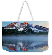 Paulina Peak Reflections Weekender Tote Bag