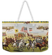 Pawnee Bill Poster, 1895 Weekender Tote Bag