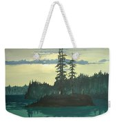 Peace And Quiet Weekender Tote Bag