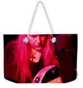 Peace And Uli Roth Weekender Tote Bag