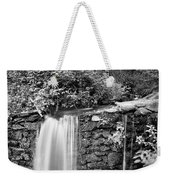 Peace Of Water Weekender Tote Bag