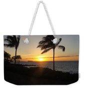 Peace On Maui Weekender Tote Bag