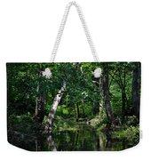 Peaceful Creek Weekender Tote Bag
