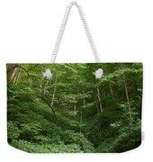 Peaceful Forest Weekender Tote Bag
