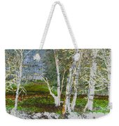 Peaceful Meadow Weekender Tote Bag