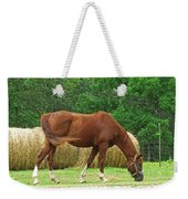 Peacefully Grazing Weekender Tote Bag