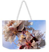 Peach Blossoms Weekender Tote Bag