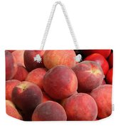 Peaches And Nectarines Weekender Tote Bag