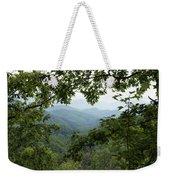 Peak At The Mountains Weekender Tote Bag