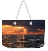 Peaking Through The Clouds Weekender Tote Bag