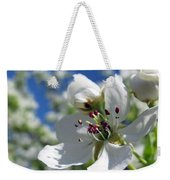Pear In Bloom Weekender Tote Bag