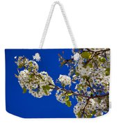 Pear Spring Weekender Tote Bag by Chad Dutson