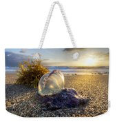 Pearl Of The Sea Weekender Tote Bag