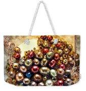 Pearls In A Pile  Art Weekender Tote Bag