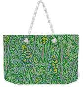 Pearls In The Grass 1 Weekender Tote Bag