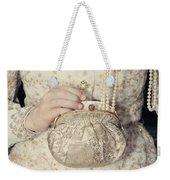 Pearls Weekender Tote Bag