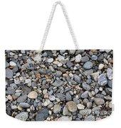 Pebble Beach Rocks, Maine Weekender Tote Bag