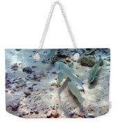 Pebbles And Fins Weekender Tote Bag