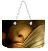 Peekaboo By Candlelight Weekender Tote Bag