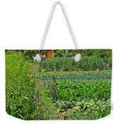 Peeking Into A Garden Weekender Tote Bag