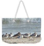 Peeps At The Beach #2 Weekender Tote Bag