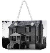 Peers House Appomattox County Court House Virginia Weekender Tote Bag by Teresa Mucha