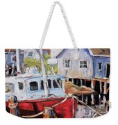 Peggy S Cove 02 By Prankearts Weekender Tote Bag