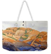 Peggy's Cove Weekender Tote Bag