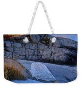Peggys Cove Lighthouse Nova Scotia Weekender Tote Bag