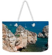 Peidades Coast Portugal Weekender Tote Bag