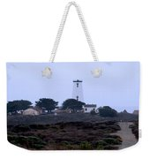 Peidras Blancas Lighthouse Weekender Tote Bag