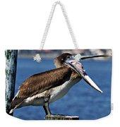 Pelican I Weekender Tote Bag