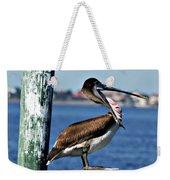 Pelican II Weekender Tote Bag