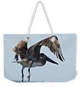 Pelican V Weekender Tote Bag