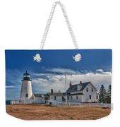 Pemaquid Point Lighthouse 4800 Weekender Tote Bag
