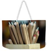 Pencils Weekender Tote Bag