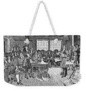 Penn And Colonists, 1682 Weekender Tote Bag