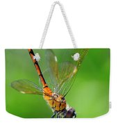 Pennant Dragonfly Obilisking Weekender Tote Bag