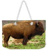 Pennsylvania Bison Weekender Tote Bag