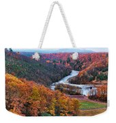 Pennsylvania Color Weekender Tote Bag