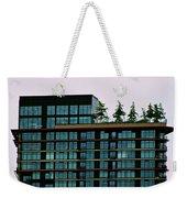 Penthouse Pines Weekender Tote Bag