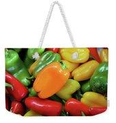 Peppery Weekender Tote Bag