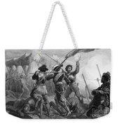 Pequot War, 1636-3 Weekender Tote Bag