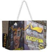 Perception Weekender Tote Bag