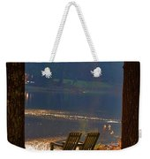 Perfect Morning Place Weekender Tote Bag