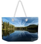 Perfect Reflection Weekender Tote Bag
